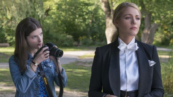 Un piccolo favore, le foto del film con Blake Lively