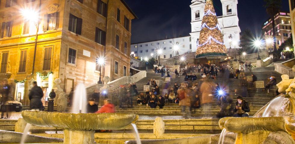 Cosa fare a Roma nel weekend del 7-9 dicembre