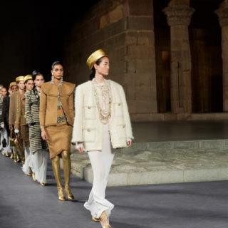 Chanel conquista NY con l'omaggio all'Antico Egitto