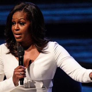 Incontro segreto a Londra tra Michelle Obama e Meghan