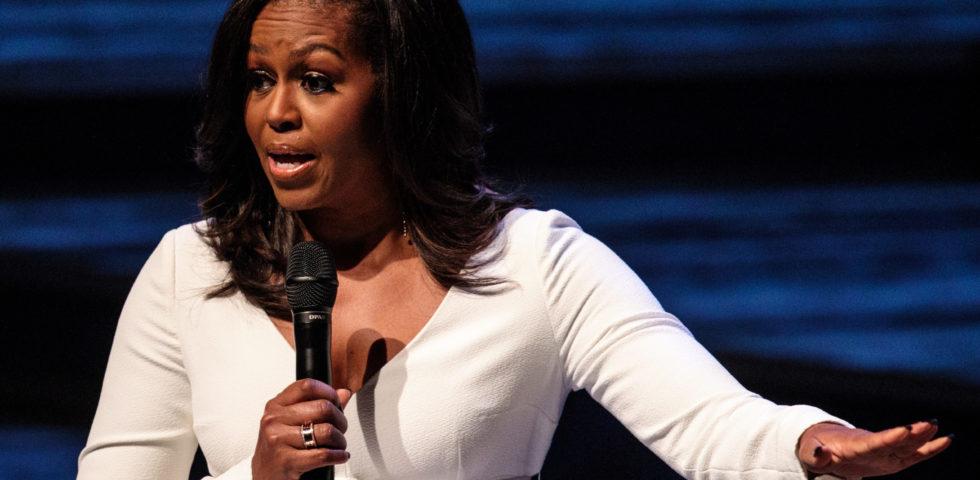 Michelle Obama incontro segreto con Meghan Markle: cosa si sono dette