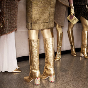 Fashion tip: come abbinare il color oro