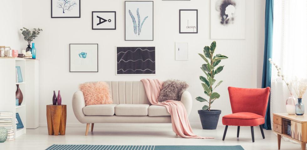 Cornici per quadri: come scegliere quella perfetta