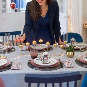 Inspiration: le dritte per una tavola di Natale chic