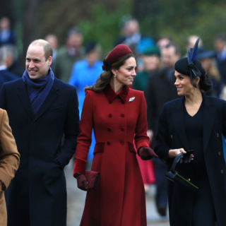 Meghan e William: il video che mostra l'ostilità tra loro