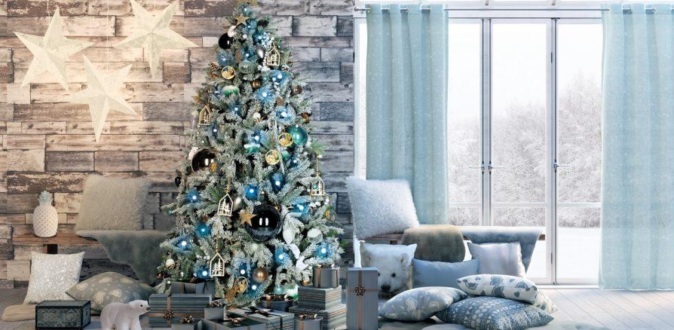 Leroy Merlin Natale 2019: alberi, addobbi e luci