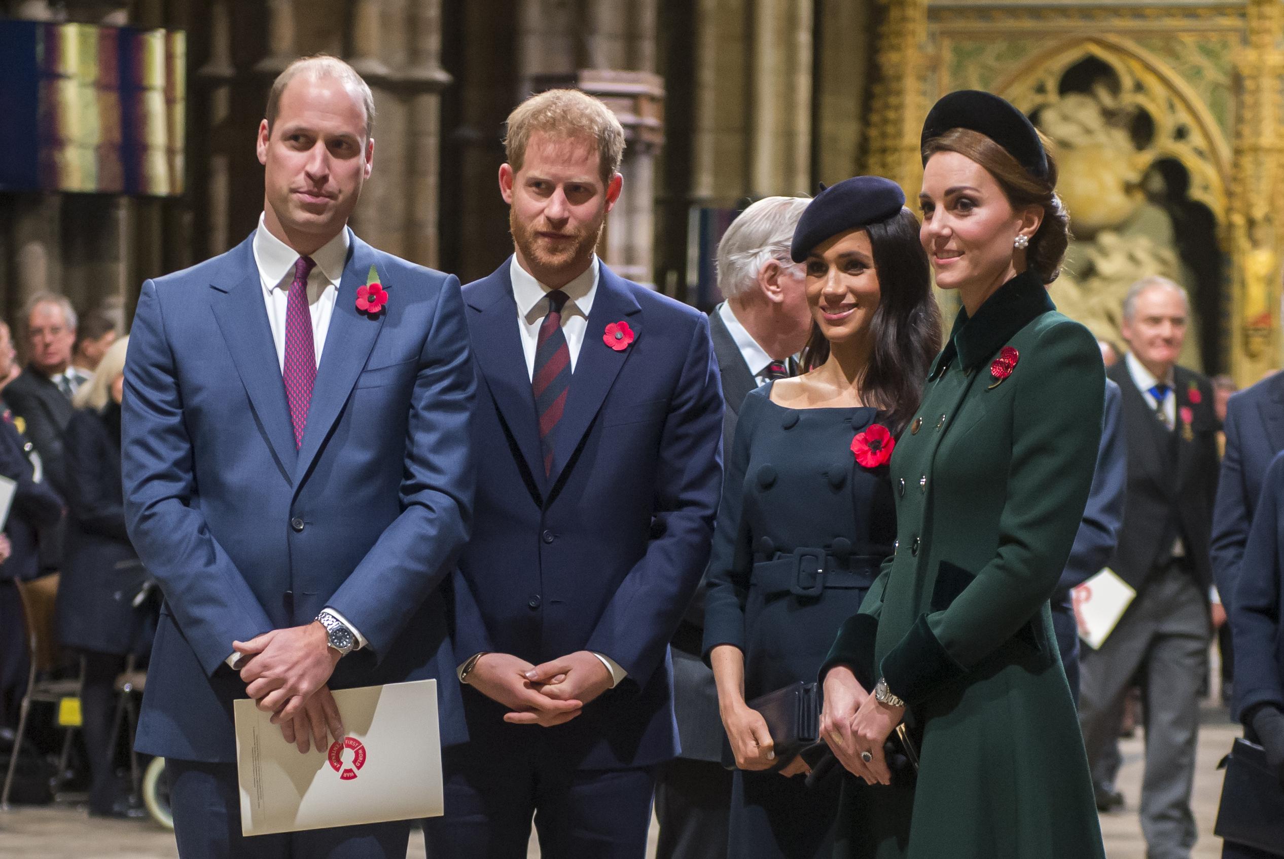 Due staff diversi per le Duchesse