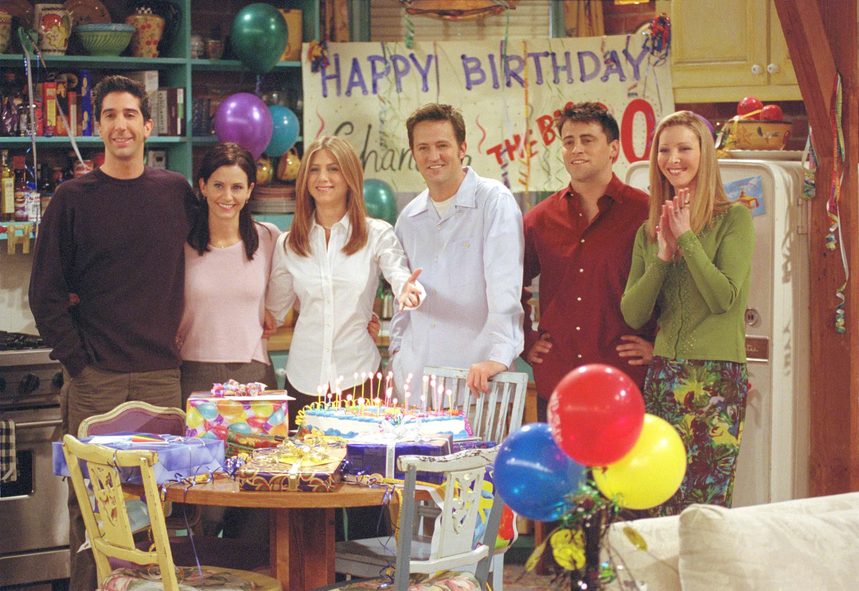 I maschi del cast di Friends non vogliono un seguito.