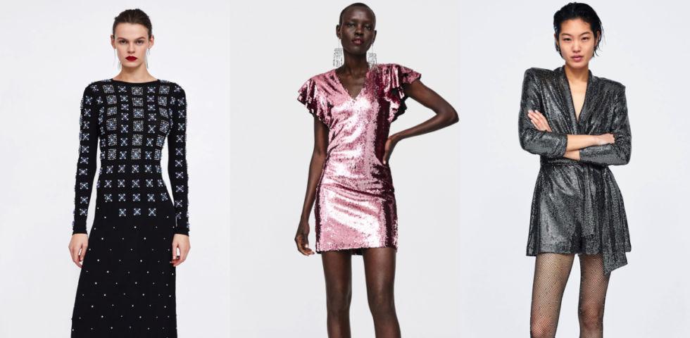 quality design 0c4fd 27c35 Vestiti per Capodanno 2019: Zara, Asos, Zalando ed H&M ...