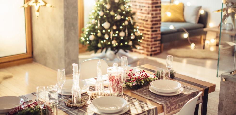 Tavola Di Natale 2018 Idee Colori E Tendenze Diredonna