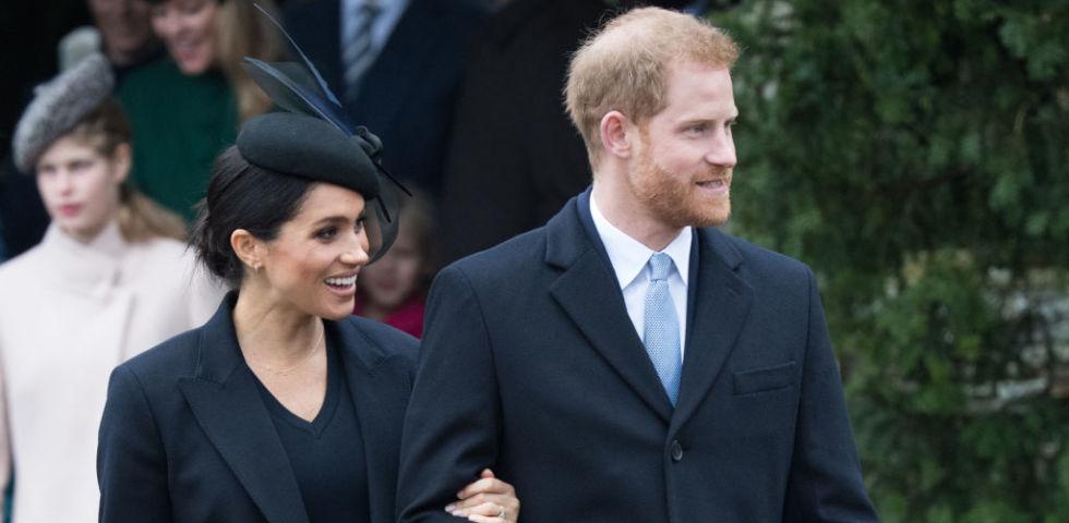 Meghan Markle vieta alcool, tè e caffè al Principe Harry