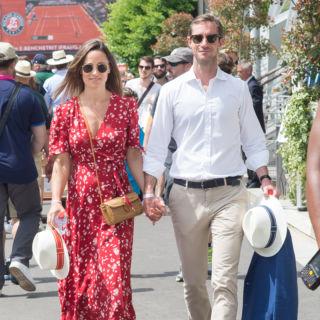 Pippa Middleton, tutto su mio figlio Arthur