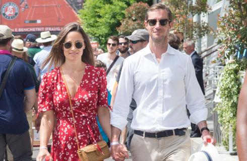 Pippa Middleton racconta del figlio Arthur