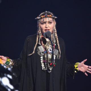 Madonna: il lato B che fa discutere il web