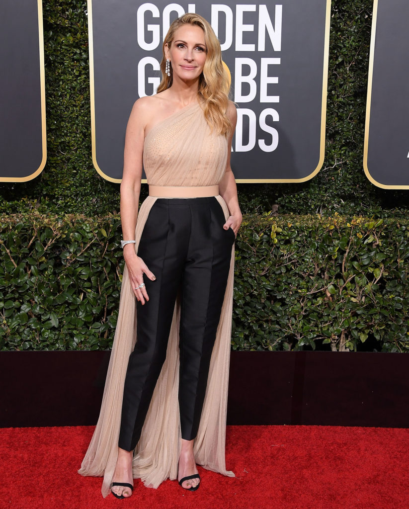 Julia Roberts in abito Stella McCartney