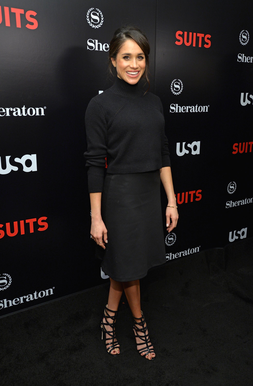 Meghan Markle potrebbe tornare nell'ultima puntata di Suits.