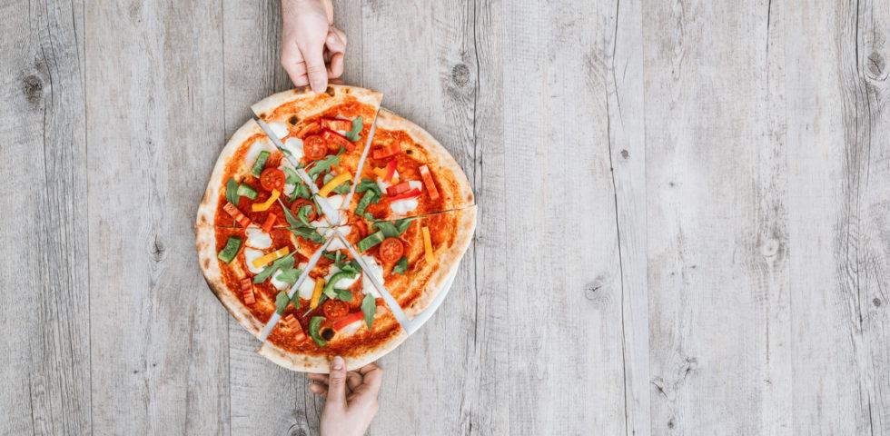 La pizza fa ingrassare? Calorie e pizze meno caloriche