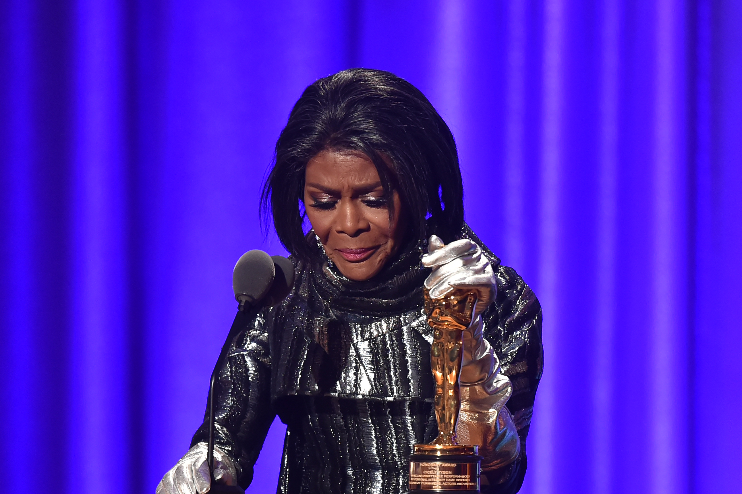 Cicely Tyson premiata con l'Oscar alla carriera 2019