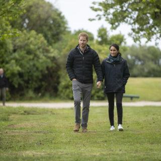 Le foto della residenza milionaria di Meghan e Harry