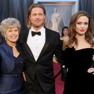 La mamma di Brad Pitt contro Angie: gli ha rovinato la vita