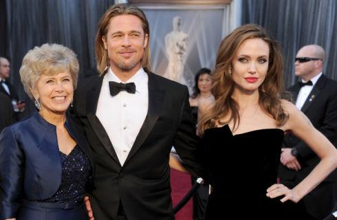 La mamma di Brad Pitt contro Angelina Jolie: gli ha rovinato la vita
