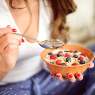 5 tips per perdere peso con il porridge