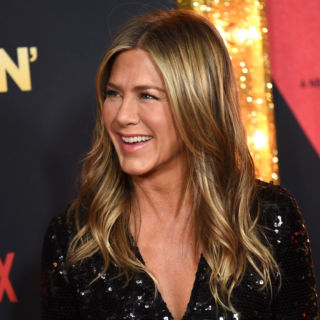 Jennifer Aniston pronta a una reunion di Friends