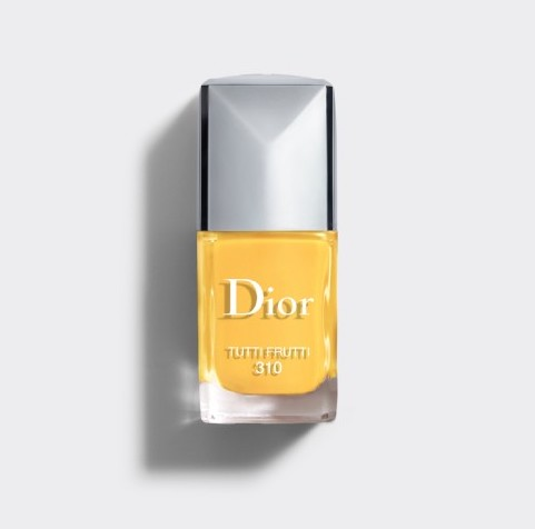 Smalto Canarin Yellow di Dior