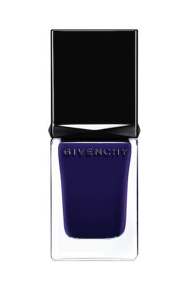 Smalto blu notte di Givenchy