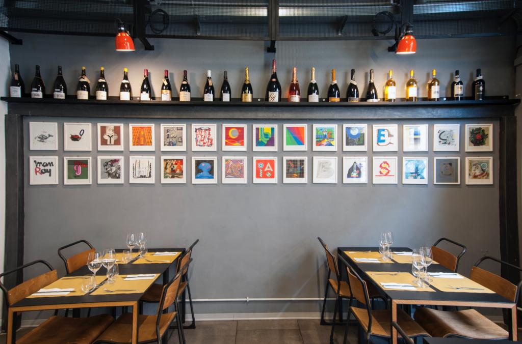 Magazzino Scipioni, a Prati, è enoteca e wine bar