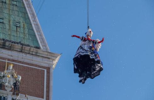 Volo dell'angelo Carnevale Venezia 2019: data e come arrivare
