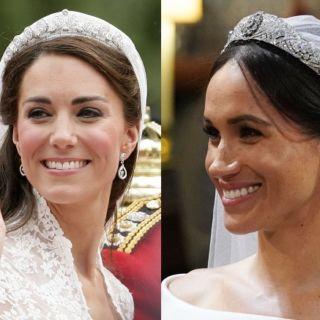 Kate, Meghan ed Eugenie: chi ha scelto la tiara più costosa?