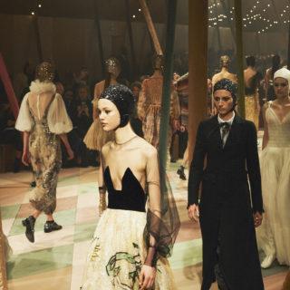 Christian Dior Haute Couture Primavera-Estate 2019, le foto