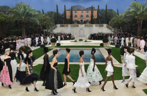 Chanel Haute Couture Primavera-Estate 2019