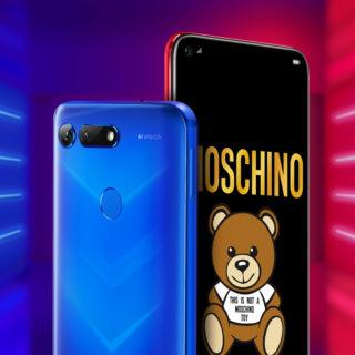 Honor e Moschino: lo smartphone del futuro ? fashion