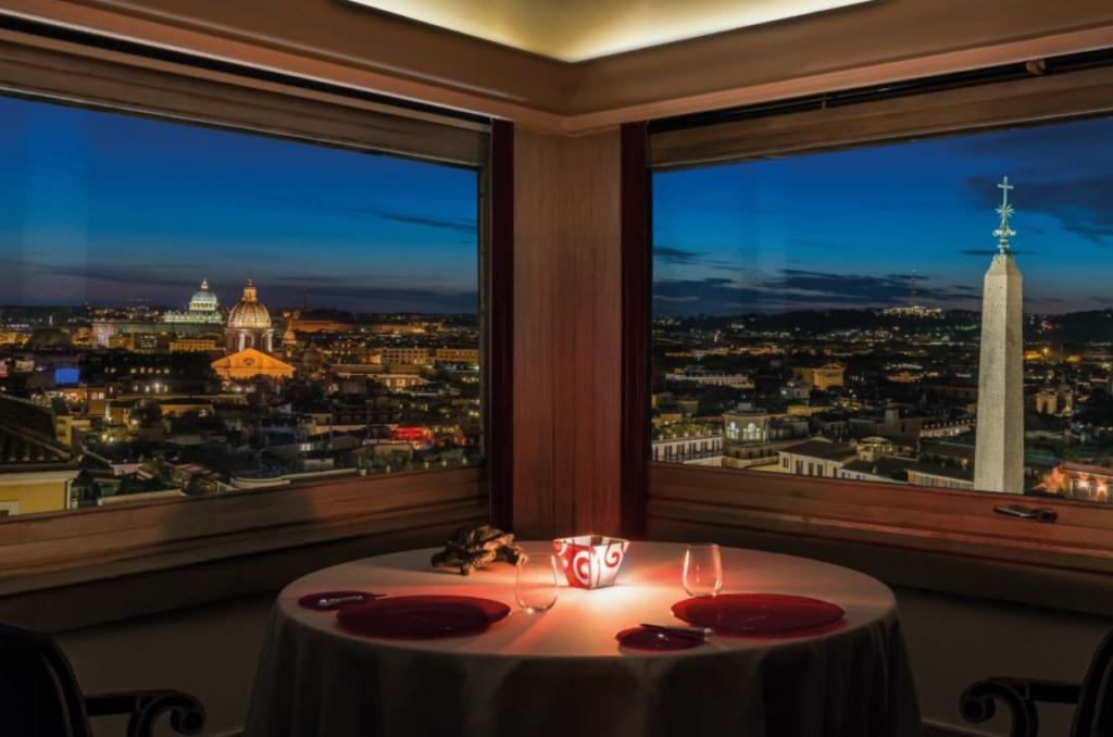 Panorama mozzafiato dalle finestre di Imago