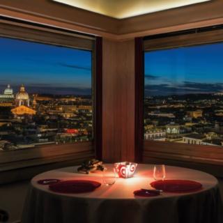 I migliori ristoranti per San Valentino a Roma