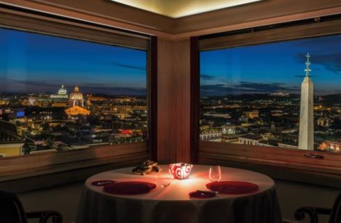 Migliori ristoranti per San Valentino a Roma