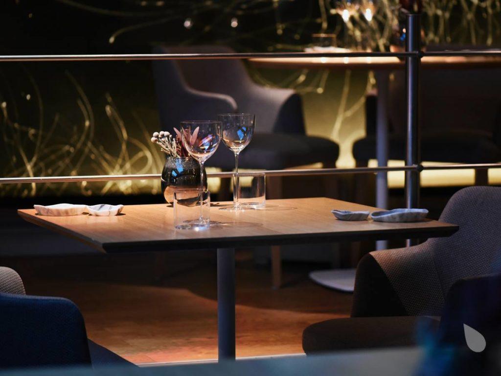 Un tavolo al'Acquolina Ristorante