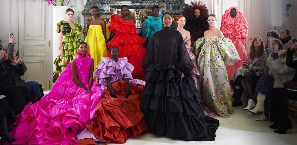 Valentino Haute Couture Primavera-Estate 2019