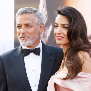 George e Amal Clooney, le foto che smentiscono la crisi