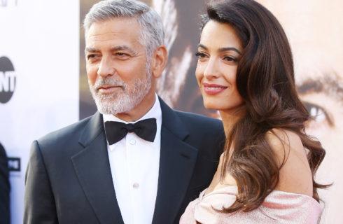 George e Amal Clooney: terzo figlio in arrivo?