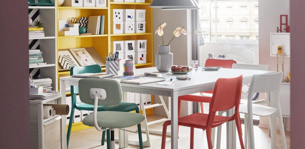 Ikea festeggia i 40 anni della Billy
