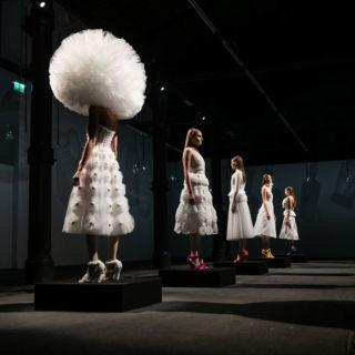 Sylvio Giardina Haute Couture, raffinate geometrie