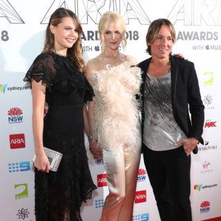Twinning: Nicole Kidman con la nipote sosia