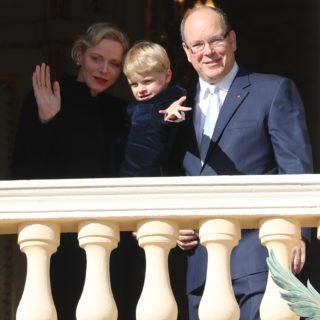 Charlene di Monaco: doppio look da Principessa