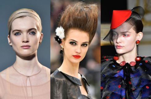 Accessori per acconciature capelli: tendenze 2019