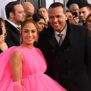 Jennifer Lopez: le foto della proposta di matrimonio