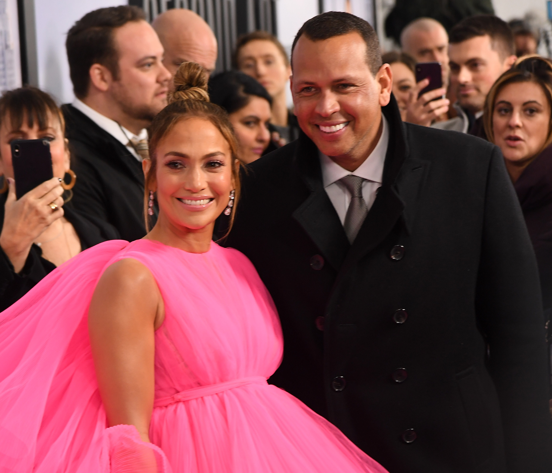Jennifer Lopez dichiara il suo amore per Alex