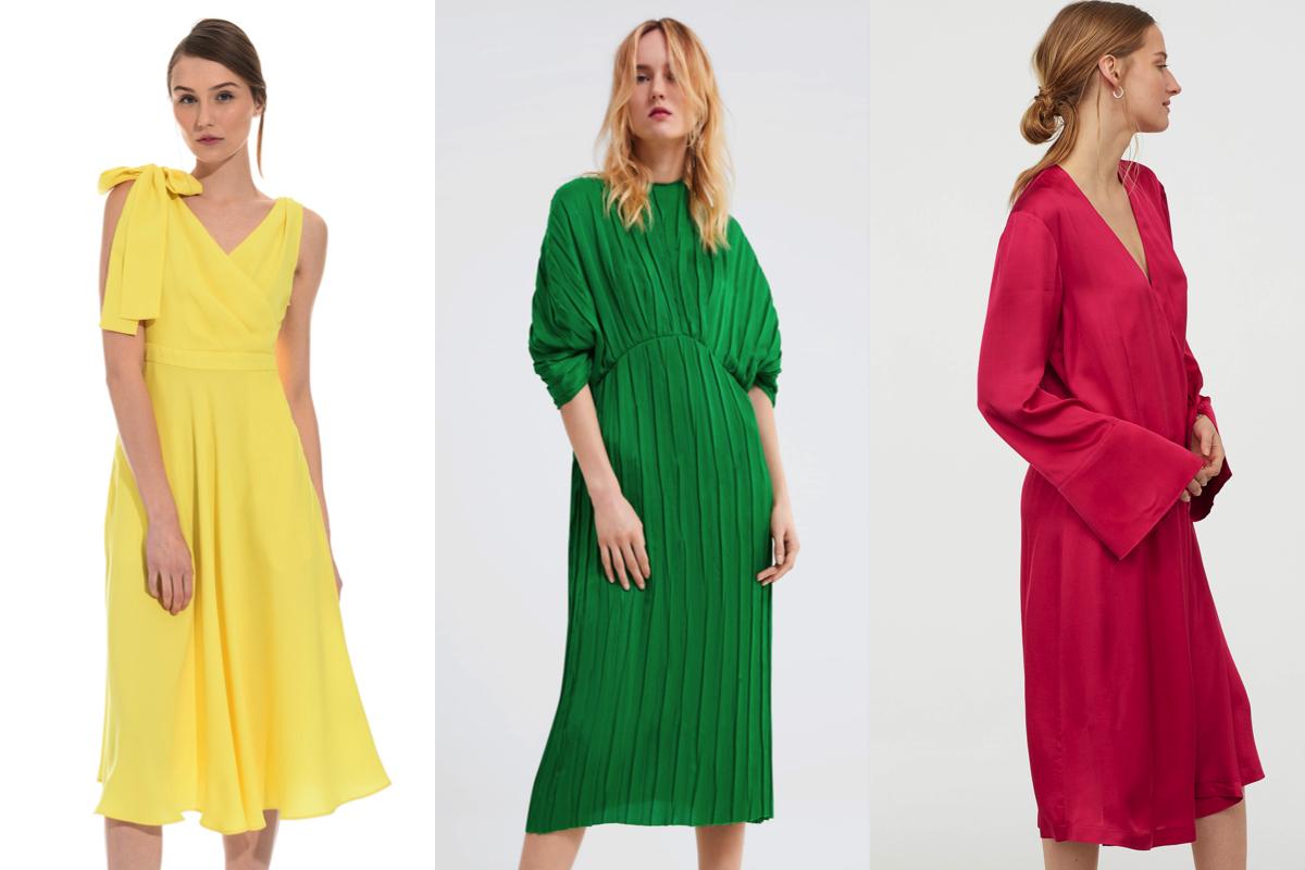 Abiti Eleganti Zara Online.Abiti Da Cerimonia Lunghi Ed Economici H M Zara E Diffusione Tessile